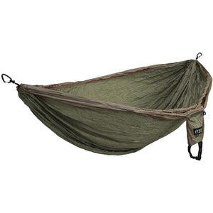Eagles Nest Outfitters DoubleDeluxe Hammock-DD009_Khaki/Olive