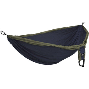 Eagles Nest Outfitters DoubleDeluxe Hammock-DD001_Navy/Olive