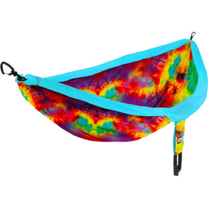 DoubleNest Print Hammock-Eagles Nest Outfitters-Tie Dye-Uncle Dan's, Rock/Creek, and Gearhead Outfitters