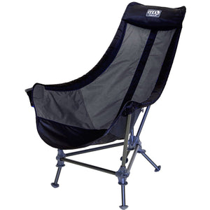 Eagles Nest Outfitters Lounger DL Chair-LD9139_Black/Charcoal