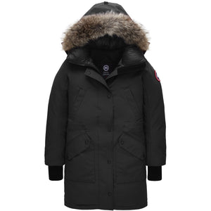 Women's Ellesmere Parka-Canada Goose-Black-L-Uncle Dan's, Rock/Creek, and Gearhead Outfitters