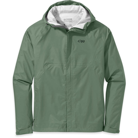 Men's Apollo Jacket-Outdoor Research-Black-S-Uncle Dan's, Rock/Creek, and Gearhead Outfitters