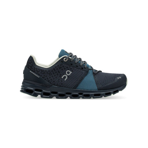 Women's Cloudstratus-On Running-Navy | Dust-7.5-Uncle Dan's, Rock/Creek, and Gearhead Outfitters