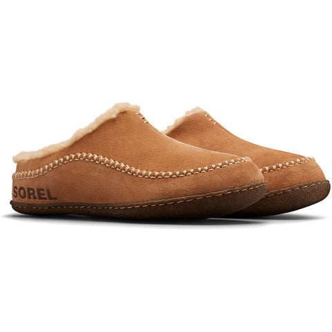 Men's Falcon Ridge II Slipper - Clearance-Sorel-Camel Brown Curry-10-Uncle Dan's, Rock/Creek, and Gearhead Outfitters