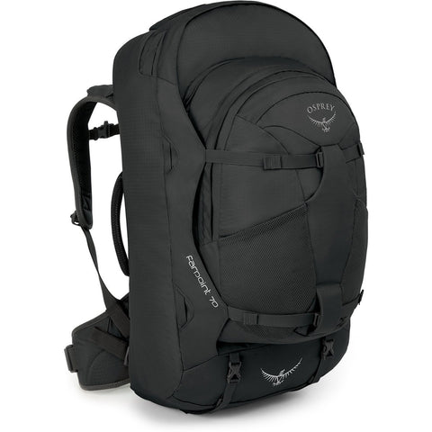 Farpoint 70 Travel Pack - Clearance-Osprey-Volcanic Grey-S/M-Uncle Dan's, Rock/Creek, and Gearhead Outfitters