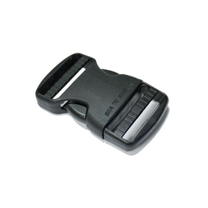 "Field Repair Buckle-Side Release-3/4""/20mm Ladderlock"