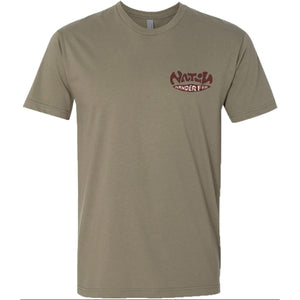Flyphish Short Sleeve Tee-Nativ-Heather Dust-S-Uncle Dan's, Rock/Creek, and Gearhead Outfitters