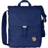Foldsack No. 3 Shoulder Bag-Fjallraven-Deep Blue-Uncle Dan's, Rock/Creek, and Gearhead Outfitters