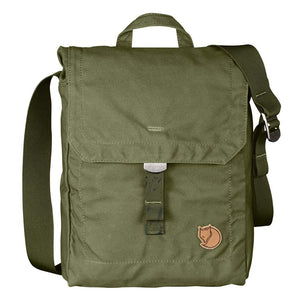 Foldsack No. 3 Shoulder Bag-Fjallraven-Green-Uncle Dan's, Rock/Creek, and Gearhead Outfitters