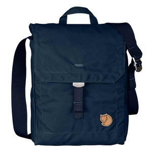 Foldsack No. 3 Shoulder Bag-Fjallraven-Navy-Uncle Dan's, Rock/Creek, and Gearhead Outfitters