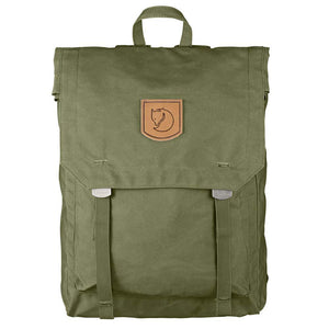 Foldsack No.1 Pack-Fjallraven-Green-Uncle Dan's, Rock/Creek, and Gearhead Outfitters