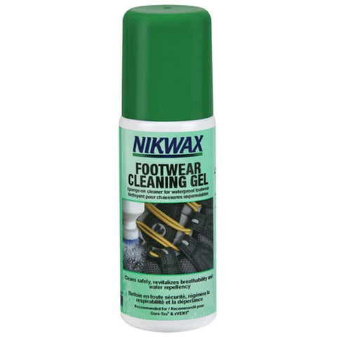 Footwear Cleaning Gel 4.2oz-NikWax-Uncle Dan's, Rock/Creek, and Gearhead Outfitters