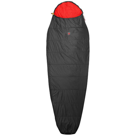Funas Lite Sleeping Bag - Regular-Fjallraven-Dark Grey-Uncle Dan's, Rock/Creek, and Gearhead Outfitters