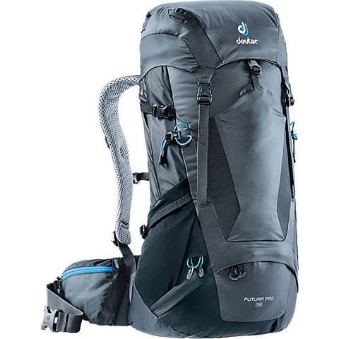 Futura Pro 40 Backpack-Deuter-Midnight/Steel-Uncle Dan's, Rock/Creek, and Gearhead Outfitters