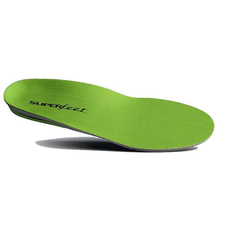 Green Insole-Superfeet-A-Uncle Dan's, Rock/Creek, and Gearhead Outfitters