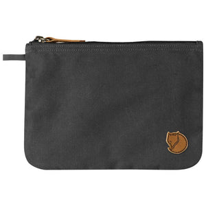 Gear Pocket-Fjallraven-Dark Grey-Uncle Dan's, Rock/Creek, and Gearhead Outfitters