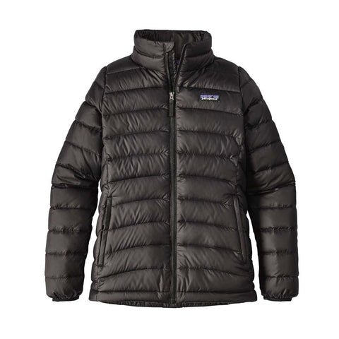 Girls Down Sweater-Patagonia-Black-L-Uncle Dan's, Rock/Creek, and Gearhead Outfitters