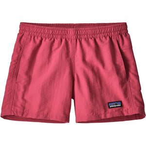 Girls' Baggies Shorts-Patagonia-Reef Pink-L-Uncle Dan's, Rock/Creek, and Gearhead Outfitters