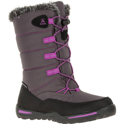 Girls Cassia-Kamik-Charcoal-1-Uncle Dan's, Rock/Creek, and Gearhead Outfitters