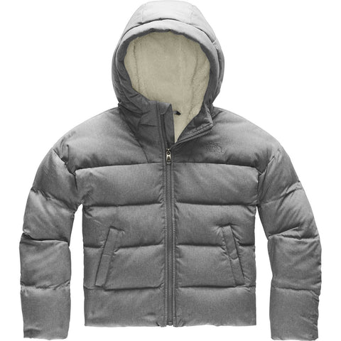 Girls Moondoggy Down Jacket - Clearance - Clearance-The North Face-Ashen Purple-XXS-Uncle Dan's, Rock/Creek, and Gearhead Outfitters