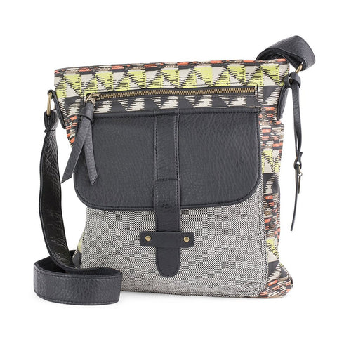 Gotta Run Crossbody Bag-Pistil-Limelight-Uncle Dan's, Rock/Creek, and Gearhead Outfitters