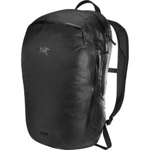 Granville Zip 16 Backpack-Arc'teryx-Black-16 L-Uncle Dan's, Rock/Creek, and Gearhead Outfitters
