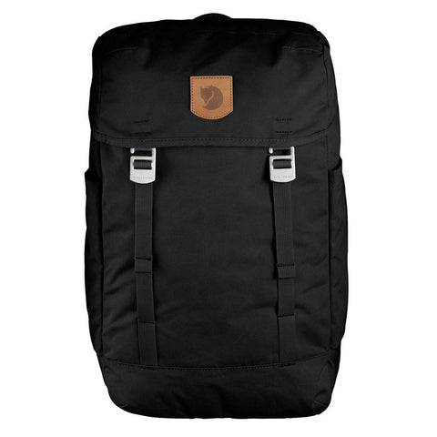 Greenland Top Backpack-Fjallraven-Black-Uncle Dan's, Rock/Creek, and Gearhead Outfitters