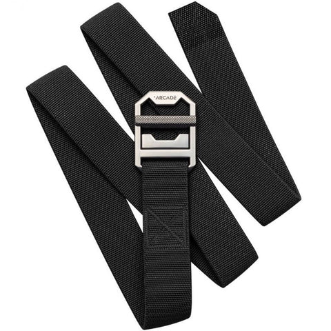 Guide Slim Belt-Arcade Belts-Black-Uncle Dan's, Rock/Creek, and Gearhead Outfitters