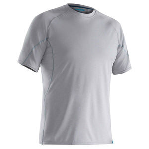 Men's H2Core Silkweight Short Sleeve Shirt-Northwest River Supplies-Quarry-S-Uncle Dan's, Rock/Creek, and Gearhead Outfitters