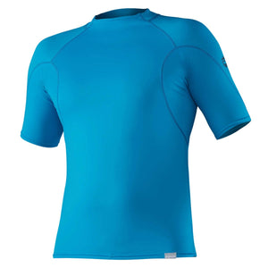 Men's H2Core Short Sleeve Rashguard-Northwest River Supplies-Marine Blue-L-Uncle Dan's, Rock/Creek, and Gearhead Outfitters