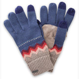 Hansel Glove-Pistil-Indigo-Uncle Dan's, Rock/Creek, and Gearhead Outfitters