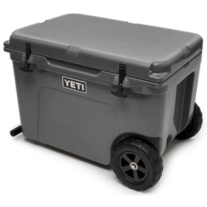Tundra Haul Cooler-Yeti-Charcoal-Uncle Dan's, Rock/Creek, and Gearhead Outfitters
