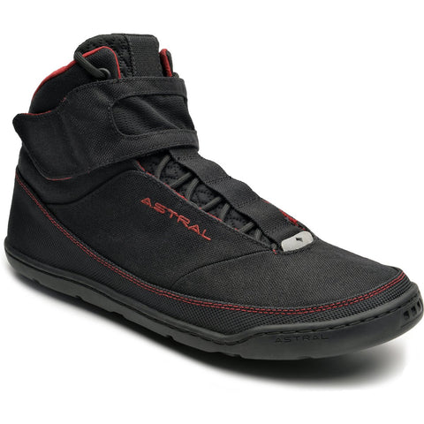 Men's Hiyak Water Shoes-Astral-Black Black-7-Uncle Dan's, Rock/Creek, and Gearhead Outfitters
