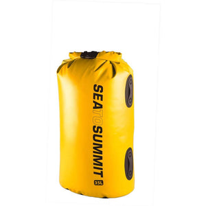 Hydraulic Dry Bag 35L-Sea to Summit-Yellow-Uncle Dan's, Rock/Creek, and Gearhead Outfitters
