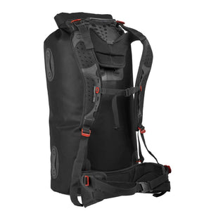Hydraulic Dry Pack 90L-Sea to Summit-Black-Uncle Dan's, Rock/Creek, and Gearhead Outfitters