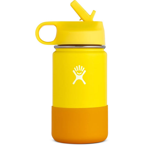 Hydro Flask 12 oz Kids Wide Mouth Bottle-W12SWBB440_Frost