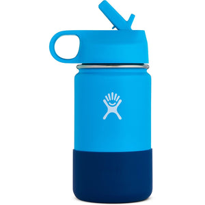 Hydro Flask 12 oz Kids Wide Mouth Bottle-W12SWBB415_Pacific