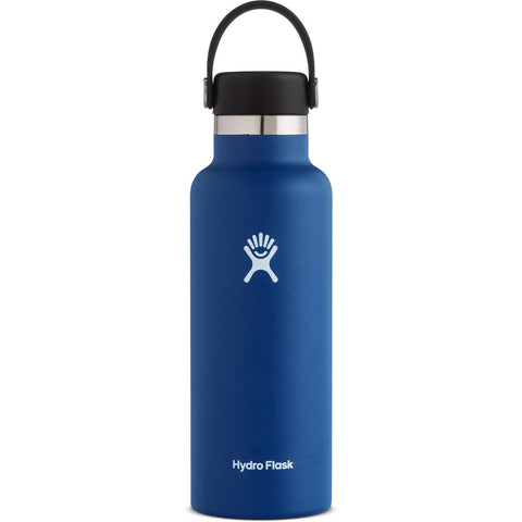 Hydro Flask 18 oz Standard Mouth Water Bottle-S18SX407_Cobalt