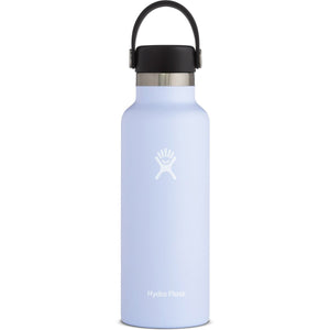 Hydro Flask 18 oz Standard Mouth Water Bottle-S18SX508_Fog