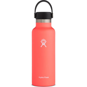 Hydro Flask 18 oz Standard Mouth Water Bottle-S18SX650_Hibiscus
