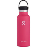 Hydro Flask 18 oz Standard Mouth Water Bottle-S18SX618_Watermelon