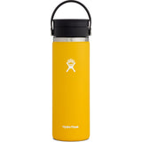 Hydro Flask 20 oz Wide Mouth Water Bottle-W20BTS720_Sunflower