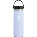 Hydro Flask 20 oz Wide Mouth Water Bottle-W20BTS508_Fog