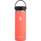 Hydro Flask 20 oz Wide Mouth Water Bottle-W20BTS650_Hibiscus