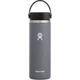 Hydro Flask 20 oz Wide Mouth Water Bottle-W20BTS010_Stone