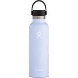 Hydro Flask 21 oz Standard Mouth Water Bottle-S21SX508_Fog