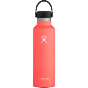 Hydro Flask 21 oz Standard Mouth Water Bottle-S21SX650_Hibiscus