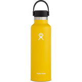 Hydro Flask 21 oz Standard Mouth Water Bottle-S21SX720_Sunflower