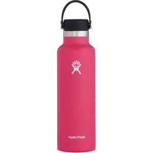 Hydro Flask 21 oz Standard Mouth Water Bottle-S21SX618_Watermelon