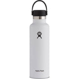 Hydro Flask 21 oz Standard Mouth Water Bottle-S21SX110_White